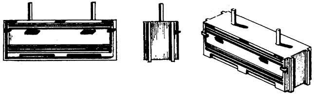 1:87 Batteriekasten gross, 1 St. - Weinert 86801  | günstig bestellen bei Weinert-Bauteile