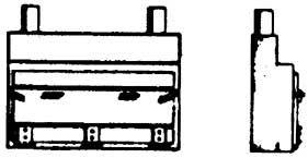 Mehr Details und Kaufen von 1:87 Batteriekasten klein für Personenwagen, 1 St. - Weinert 86803  | günstig bestellen bei Weinert-Bauteile