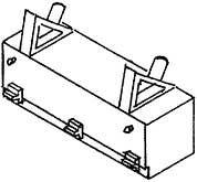 1:87 Werkzeugkästen für Wannentender BR 38, 1 Paar - Weinert 86804  | günstig bestellen bei Weinert-Bauteile
