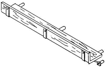 1:87 Kohlelkastenbrett für BR 91 mit 6 Tritten, 1 Stück- Weinert 87002  | günstig bestellen bei Weinert-Bauteile
