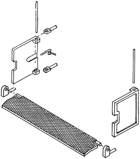 1:87 Tender-Übergangsteile für P8, BR 38, 1 Satz- Weinert 87026  | günstig bestellen bei Weinert-Bauteile