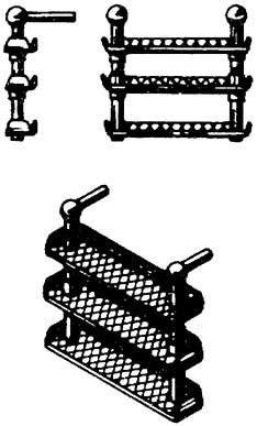 1:87 Tritte für Führerstand, z.B. V 188, 4 St. - Weinert 87038  | günstig bestellen bei Weinert-Bauteile