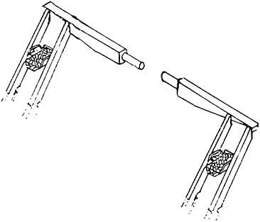 1:87 Tritte von Pufferbohle zum Umlaufblech für Einheits- tenderloks, 2 Stück - Weinert 8705  | günstig bestellen bei Weinert-Bauteile