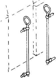 1:87 Griffstangen mit Ring (4x) und Griffstangenhalter (12x) für Führerhaus oder Tenderrückwand - Weinert 8754  | günstig bestellen bei Weinert-Bauteile