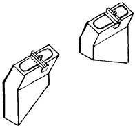 1:87 Sandkästen für BR 01, BR 01 + BR 41 Neubaukessel, 6 Stück Weißmetall - Weinert 8770  | günstig bestellen bei Weinert-Bauteile