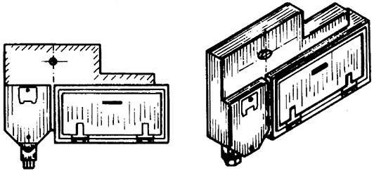 1:87 Sandkasten mit Werkzeugkasten links, 2 Stück- Weinert 8776  | günstig bestellen bei Weinert-Bauteile