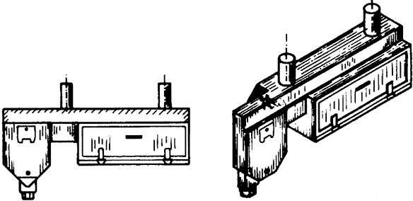 1:87 Sandkasten mit Werkzeugkasten links, 2 Stück- Weinert 8778  | günstig bestellen bei Weinert-Bauteile