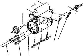 1:87 Zylinderblock-Zurüstteile z.B. P8, BR 38, 1 Satz- Weinert 87923  | günstig bestellen bei Weinert-Bauteile