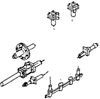 1:87 Detailierung für Zylinder- blöcke z.B. BR 41, 14 Stück- Weinert 8797  | günstig bestellen bei Weinert-Bauteile