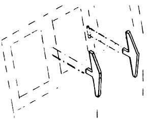 1:87 Windabweiser 0,3mm, 4 Stück Kunsstoff- Weinert 8801  | günstig bestellen bei Weinert-Bauteile