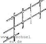 1:87 Nietenbänder für Rückseite Wagner Windleitbleche #89001 1 Paar - Weinert 89002  | günstig bestellen bei Weinert-Bauteile