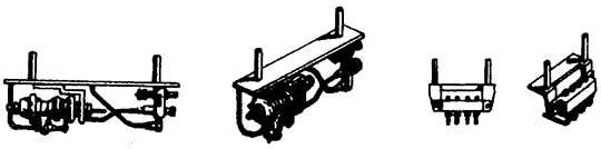 1:87 Bremslastventil + Schmierleitungen für Tender im Kasten, 4 Stück - Weinert 89144  | günstig bestellen bei Weinert-Bauteile