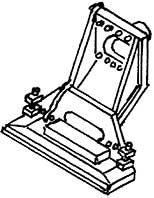 1:87 Indusi, DR-Ausführung, 2 Stück - Weinert 89152  | günstig bestellen bei Weinert-Bauteile