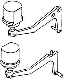 1:87 Bremszylinder für BR 01, BR 03.10 usw., 1 Paar- Weinert 8918  | günstig bestellen bei Weinert-Bauteile