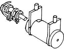 1:87 Bremsluftbehälter mit Armatur für Tender, 1 Stück- Weinert 8921  | günstig bestellen bei Weinert-Bauteile