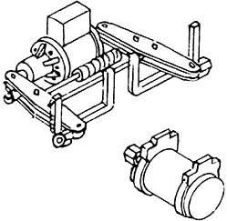 1:87 Bremszylinder für SMR 35, 1 St - Weinert 8927    günstig bestellen bei Weinert-Bauteile