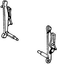 1:87 Bremsbacken mit einem Brems- eisen für Rad-d=15-18mm, 3 Paar - Weinert 8930  | günstig bestellen bei Weinert-Bauteile