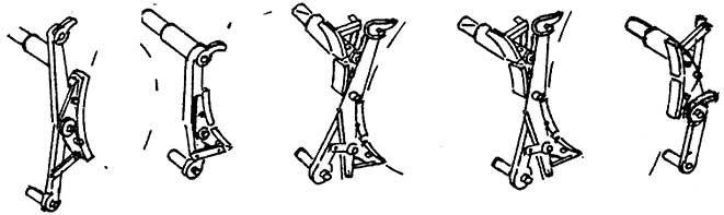 1:87 Scherenbremsen für BR 41 1 Satz- Weinert 89305  | günstig bestellen bei Weinert-Bauteile