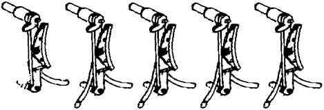1:87 Bremsen für BR 85 - Weinert 89307  | günstig bestellen bei Weinert-Bauteile