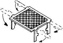 1:87 Dachaufsatz für Schmalspurloks 2 Stück- Weinert 8958  | günstig bestellen bei Weinert-Bauteile