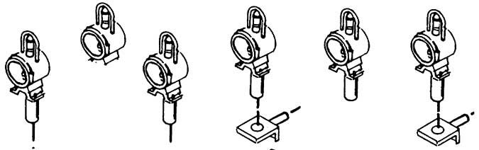 Mehr Details und Kaufen von 1:87 H0e-H0m Laternen für Frank S 6 Stück- Weinert 9023    günstig bestellen bei Weinert-Bauteile