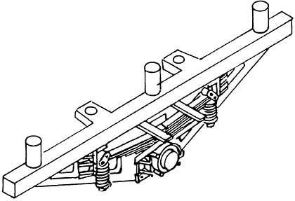Mehr Details und Kaufen von 1:87 Achslager für Beiwagen VT 70 2 Stück- Weinert 9054    günstig bestellen bei Weinert-Bauteile