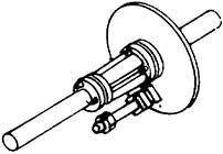 1:87 Kolbenstangeschutzrohr für BR 38 und BR 78, 2 Stück- Weinert 9226  | günstig bestellen bei Weinert-Bauteile