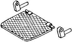 1:87 Übergangsblech mit Scharnier für Donnerbüchse, 2 Stück- Weinert 9249  | günstig bestellen bei Weinert-Bauteile