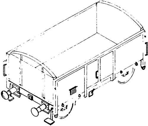 1:87 Gw.-Zurüstteile: Zettelhalter, 2 Pufferbohlen, Schlepphaken. Zurrösen, Bremsstellhebel - Weinert 9254  | günstig bestellen bei Weinert-Bauteile