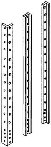 1:87 Profile für Seitenwänder von gedeckten Güterwagen, 20 Stück 3 verschiedene Ausführungen - Weinert 9268  | günstig bestellen bei Weinert-Bauteile