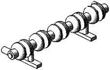 Mehr Details und Kaufen von 1:87 Glockenisolatoren für Stromabnehmer SBS9 4 St. - Weinert 95506  | günstig bestellen bei Weinert-Bauteile