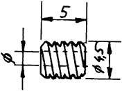 Schnecke, Modul 0,3, Bohrung 1,48mm, MS, 1 Stück-Weinert 9650  | günstig bestellen bei Weinert-Bauteile