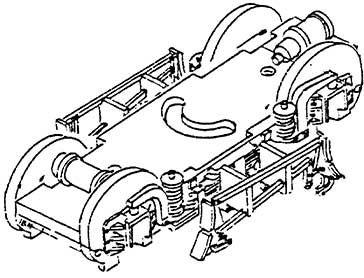 1:87 Vorlaufdrehgestell BR01, BR01.10 und BR 03.10 - Weinert 9696  | günstig bestellen bei Weinert-Bauteile