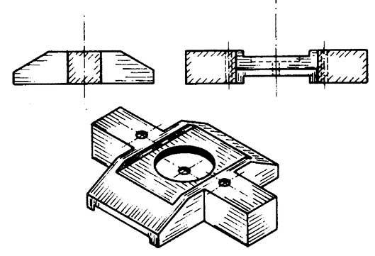 Halter für Märklin-Schleifer, WM-Weinert 98901  | günstig bestellen bei Weinert-Bauteile