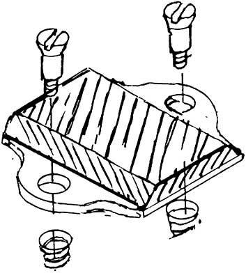 Schienenreinigungsklotz-Weinert 9990  | günstig bestellen bei Weinert-Bauteile