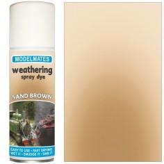 Sandbraun - Modelmates Alterungsspray  | günstig bestellen bei Weinert-Bauteile