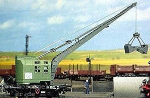 1:87 Reserve-Kohleladekranwagen mit Blechausleger - Weinert 33911 Komplettbausatz mit RP25-FINE-Radsätzen | günstig bestellen bei Weinert-Bauteile