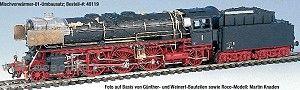 DB BR 01 mit Henschel-Mischvorwärmer u. Turbo-Speisepumpe - Weinert 40019   - Umbausatz für Roco BR 01 | günstig bestellen bei Weinert-Bauteile