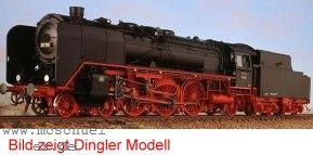 DRG Ep.2 BR 01 Altbaukessel, Wagner-Windleitbleche u. grossen Vorlaufrädern - Weinert 4263 - Ausführung mit NEM-Radsätzen | günstig bestellen bei Weinert-Bauteile