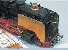 BR 50: Umbausatz für Roco BR 50 - Weinert 4145 Umbausatz für Roco BR 50 | günstig bestellen bei Weinert-Bauteile