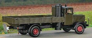 1:87 Büssing NAG 500 Holzvergaser, Vorkriegsausführung - Weinert 4581 lief bis weit in die 50er Jahre | günstig bestellen bei Weinert-Bauteile