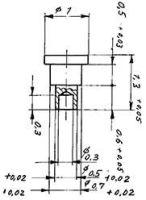 1:87 Nieten für Steuerung von Schmalspurloks, 10 Stück- Weinert 9180  | günstig bestellen bei Weinert-Bauteile